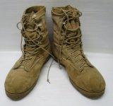 米軍実物armyミリタリーブーツus12ビッグサイズusmcスエードgoreゴアテックス海兵隊オールドBELLEVILLEジャングル